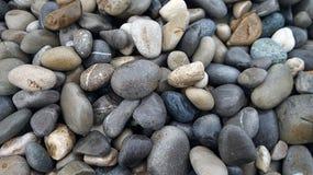 Guijarros de la playa Foto de archivo libre de regalías
