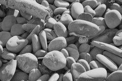 Guijarros de la playa Imagenes de archivo