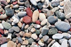 Guijarros de piedra Fotografía de archivo libre de regalías