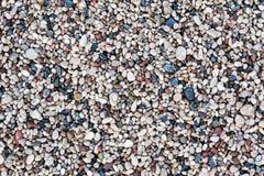 Guijarros del mar Fotos de archivo libres de regalías