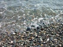 Guijarros del mar Foto de archivo