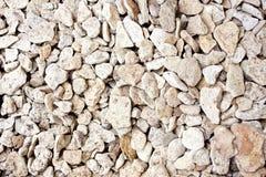 Guijarros (piedras del río) Foto de archivo