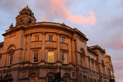 The Guild Hall in Bath royalty free stock images