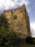 Guildford Castle. England Royalty Free Stock Photography