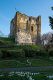 Guildford Castle Stock Images
