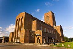 Guildford Cathedral royalty free stock image
