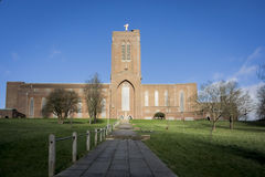 Guildford Cathedral Royalty Free Stock Photo