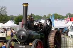 Guildford, Inglaterra - 28 de mayo de 2018: Trac tradicional del vapor del vintage imagenes de archivo