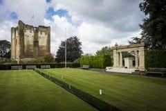 Guildford Schloss Stockbild