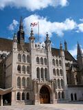 Guildhall Stock Image