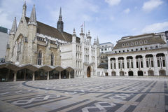 Guildhall and Art Gallery Stock Image