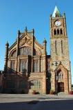 Guildhall av Derry Royaltyfria Bilder