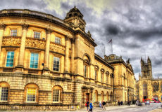 The Guildhall in Bath - England Royalty Free Stock Photos