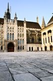 Guildhall building and Art Gallery Stock Image