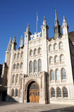 The Guildhall in the City of London Stock Image