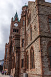 Guildhall Derry Northern Ireland Royalty Free Stock Images
