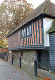 The guildhall in fordwich kent Royalty Free Stock Photography