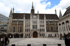 Guildhall in London Royalty Free Stock Images