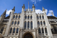 Guildhall in London Stock Photography