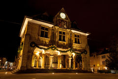 Guildhall, Peterborough, het UK stock fotografie