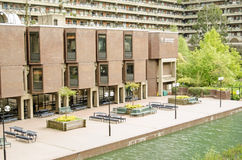 Guildhall School of Music, Barbican Royalty Free Stock Images