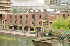 Guildhall School of Music, London Stock Photography