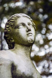 Guildwood Lady. One of the many statues located in Guildwook Park in Scarborough Stock Photography