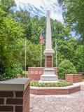 Guilford okręgu administracyjnego weterani Memorial Park Obrazy Royalty Free