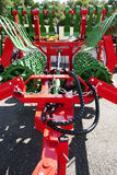 Guilhotina, maquinaria de cultivo Fotografia de Stock
