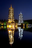 Guilin Китай Стоковые Изображения RF
