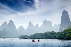 Guilin Fotografia Stock