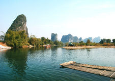 guilin royaltyfri bild