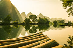 Guilin Obraz Stock