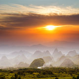 Guilin Beauty Stock Photo