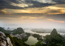 Guilin china Stock Images