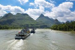 Guilin, China Foto de Stock Royalty Free