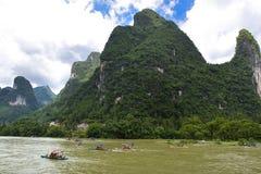 Guilin, China Foto de Stock