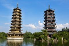 Guilin, China Fotos de Stock Royalty Free