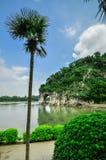 Guilin China Seven Star Park and Karst Yangshuo. Royalty Free Stock Photos