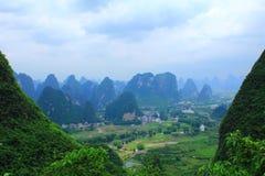 Guilin, Cina Immagini Stock Libere da Diritti
