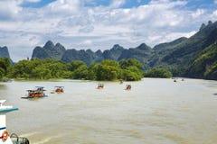 Guilin, Cina Fotografie Stock