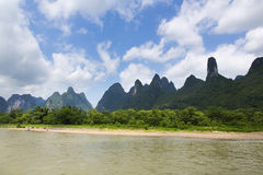Guilin, Cina Immagine Stock Libera da Diritti