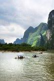 Guilin, Cina Fotografie Stock Libere da Diritti