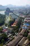 Guilin city in China royalty free stock photos