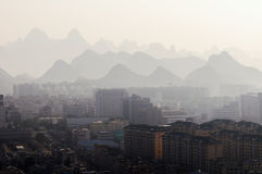 Guilin City Royalty Free Stock Images