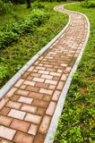 Guilin curved paths Royalty Free Stock Images