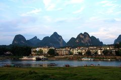 Guilin,Guangxi,China Royalty Free Stock Images