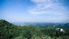 Guilin hills Stock Photos