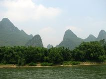 Guilin Hills Royalty Free Stock Photos