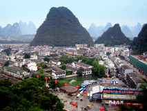 Guilin  - Hong Kong Stock Photos